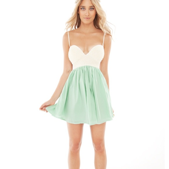 Sabo Skirt Dresses & Skirts - Pearl Tea Dress